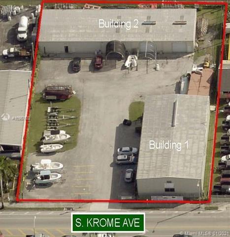 727 & 729 S Krome Ave, Homestead, FL 33030