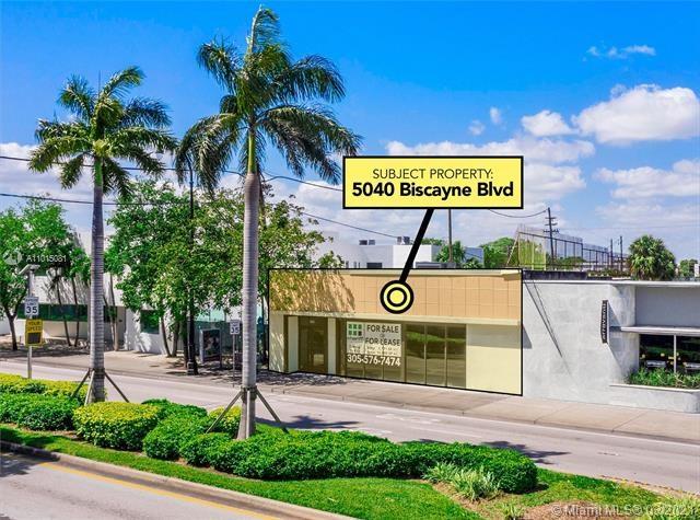 5040  Biscayne Blvd, Miami, FL 33137
