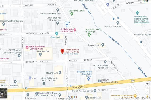 118 NW 6th Ave, Miami, FL 33136