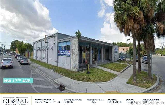 1700 NW 33rd St, Miami, FL 33142