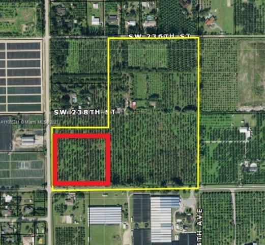 23801 SW 197th Ave, Homestead, FL 33031