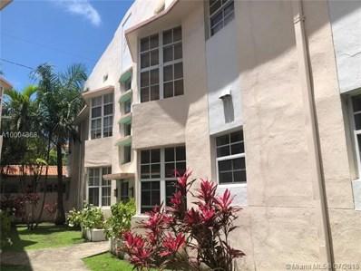 540 15th St UNIT 201, Miami Beach, FL 33139 - MLS#: A10004368
