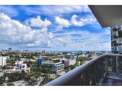 400 Alton Rd UNIT 1405, Miami Beach, FL 33139 - MLS#: A10010884