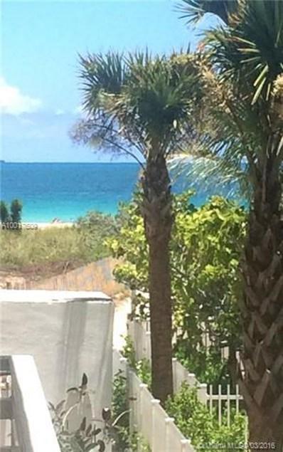 325 Ocean Dr UNIT 208, Miami Beach, FL 33139 - MLS#: A10017509