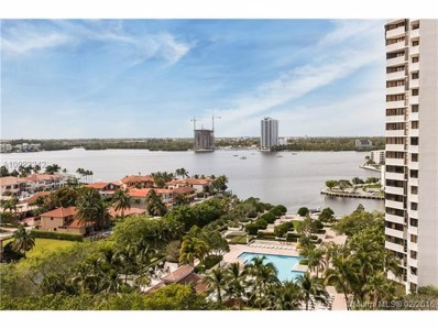 2000 Island Blvd UNIT 1206, Aventura, FL 33160 - MLS#: A10022242
