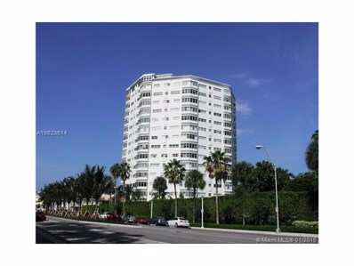 1881 Washington Ave UNIT 4D, Miami Beach, FL 33139 - MLS#: A10023514