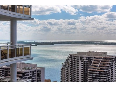 901 Brickell Key Blvd UNIT 3001, Miami, FL 33131 - MLS#: A10025157