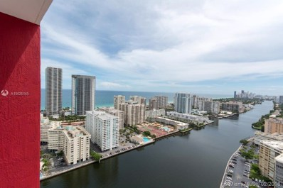 2602 E Halandale Beach UNIT 3309, Hallandale, FL 33009 - MLS#: A10026145