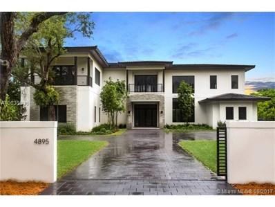 4895 Pine Drive, Miami, FL 33143 - MLS#: A10036606
