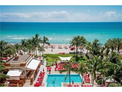 17875 Collins Av UNIT 706, Sunny Isles Beach, FL 33160 - MLS#: A10039628
