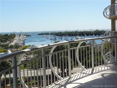 2843 S Bayshore Dr UNIT 6F, Miami, FL 33133 - MLS#: A10043353