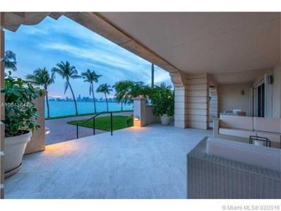 5211 Fisher Island Dr UNIT 5211, Miami Beach, FL 33109 - MLS#: A10043647