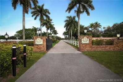 15990 Griffin Rd, Southwest Ranches, FL 33331 - MLS#: A10046579