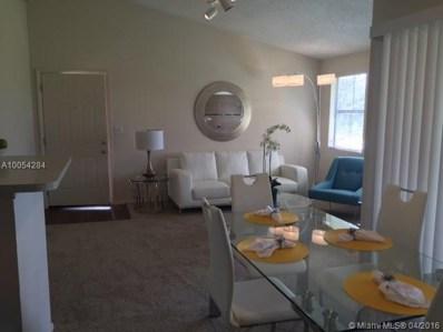 15640 SW 106th Ln UNIT 916, Miami, FL 33196 - #: A10054284