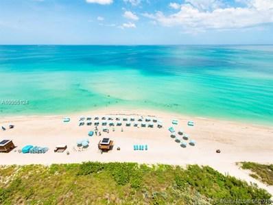 6801 Collins Av UNIT 1017, Miami Beach, FL 33141 - MLS#: A10055124
