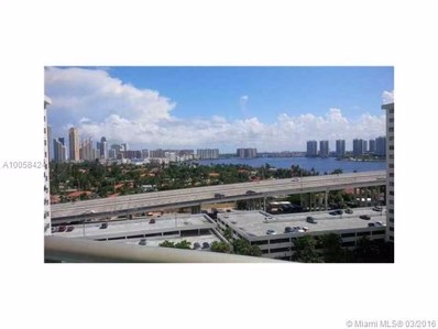 19380 Collins Ave UNIT 1221, Sunny Isles Beach, FL 33160 - MLS#: A10058424