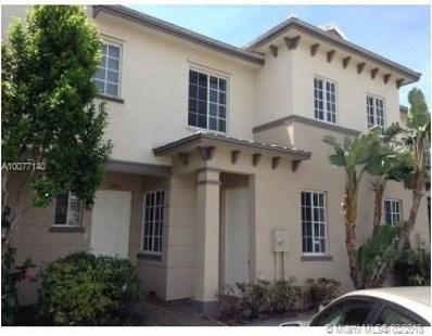 1961 Freeport Ln UNIT 4912, Riviera Beach, FL 33404 - MLS#: A10077140