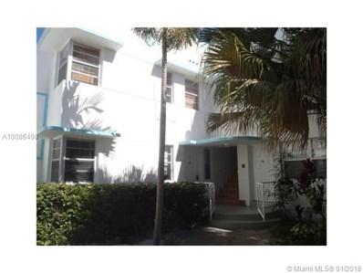 1971 Bay Dr UNIT 9, Miami Beach, FL 33141 - MLS#: A10086498