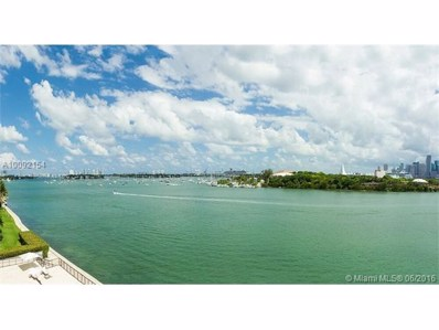 1000 Venetian Way UNIT 502, Miami Beach, FL 33139 - MLS#: A10092154
