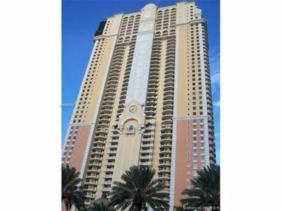 17875 Collins Ave UNIT 2503, Sunny Isles Beach, FL 33160 - MLS#: A10093361