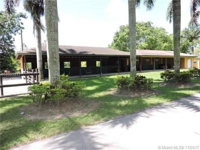 22800 SW 214th Ave, Miami, FL 33170 - MLS#: A10093837