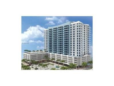 7901 Hispanola Ave UNIT 1508, North Bay Village, FL 33141 - MLS#: A10097215