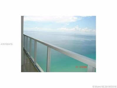 16699 Collins Ave UNIT 4209, Sunny Isles Beach, FL 33160 - MLS#: A10100415