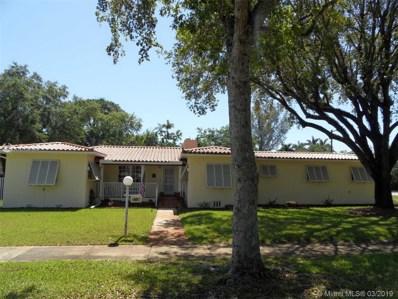 461 Curtiss Pkwy, Miami Springs, FL 33166 - MLS#: A10102490