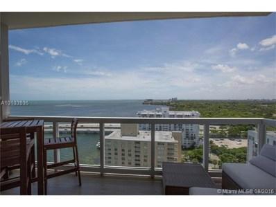 2451 Brickell Ave UNIT 19B, Miami, FL 33129 - MLS#: A10103806