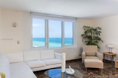 2301 Collins Ave UNIT 1012, Miami Beach, FL 33139 - MLS#: A10104333