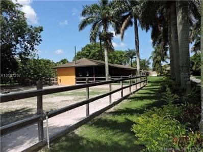 22800 SW 214th Ave, Miami, FL 33170 - MLS#: A10107297