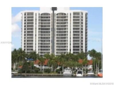 3600 Yacht Club Dr UNIT 1201, Aventura, FL 33180 - MLS#: A10111245