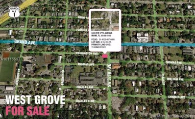 3424 S Douglas Rd, Miami, FL 33133 - MLS#: A10116513