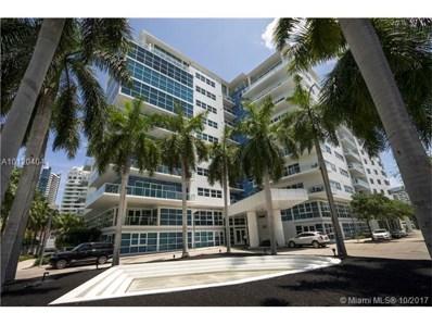 6103 Aqua Ave UNIT 701, Miami Beach, FL 33141 - MLS#: A10120404