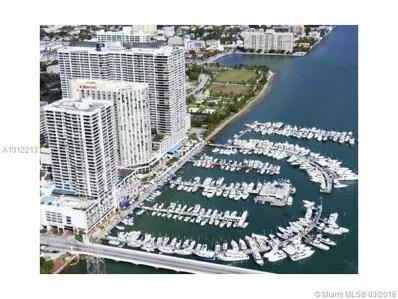 555 NE 15th St UNIT 516, Miami, FL 33132 - MLS#: A10122131