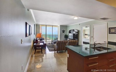1830 S Ocean Dr UNIT 3710, Hallandale, FL 33009 - MLS#: A10122431