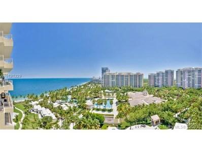 791 Crandon Bl UNIT 1407, Key Biscayne, FL 33149 - MLS#: A10131329