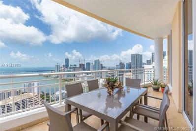 848 Brickell Key Dr UNIT PH4405, Miami, FL 33131 - MLS#: A10143753