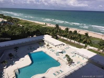 5225 Collins Ave UNIT 1104, Miami Beach, FL 33140 - MLS#: A10149563