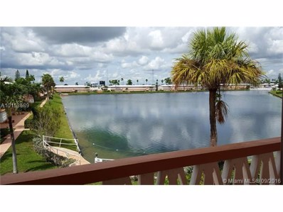 1000 SW 10th Ave UNIT 20P, Hallandale, FL 33009 - MLS#: A10153589