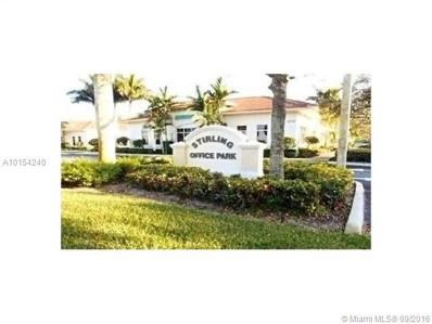 9710 Stirling Rd UNIT 104, 105, Hollywood, FL 33024 - MLS#: A10154240