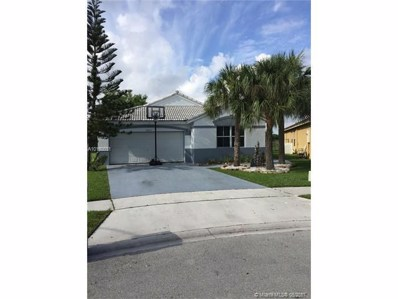 20890 NW 14th St, Pembroke Pines, FL 33029 - MLS#: A10160031
