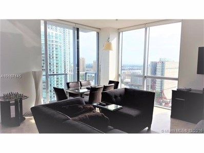 1060 Brickell Ave UNIT 3401, Miami, FL 33131 - MLS#: A10167145