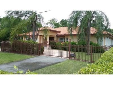 6421 SW 56 St, Miami, FL 33155 - MLS#: A10168604