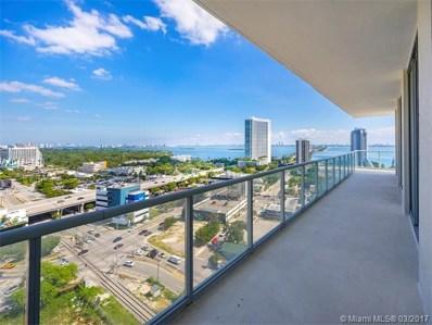 3470 E Coast Ave UNIT H1701, Miami, FL 33137 - MLS#: A10179440