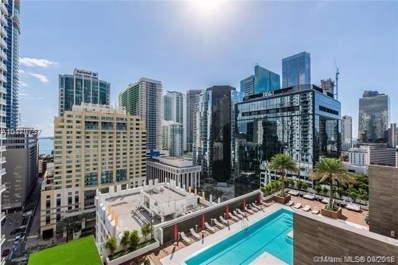 1080 Brickell Avenue UNIT 2202, Miami, FL 33131 - MLS#: A10179757