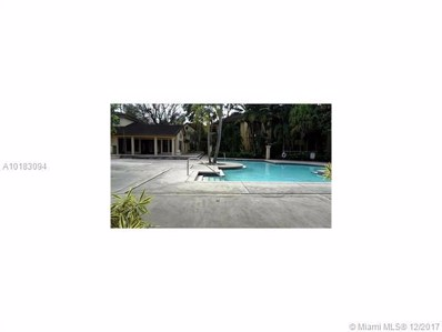 4321 W McNab Rd UNIT 10, Pompano Beach, FL 33069 - MLS#: A10183094