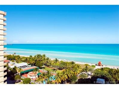 102 24th St UNIT 1013, Miami Beach, FL 33139 - MLS#: A10183669