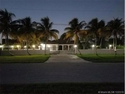 21401 SW 216, Miami, FL 33170 - MLS#: A10185983