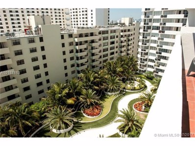 100 Lincoln Rd UNIT 1140, Miami Beach, FL 33139 - MLS#: A10187163